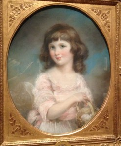John Russell (British, 1745-1806), Anne Garnett, 1789, Pastel on paper. The Huntington Library, Art Collections, and Botanical Gardens, Adele S. Browning Memorial Collection, 78.20.38