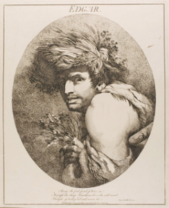 John Hamilton Mortimer, Edgar, originally published 1775, published 1809. The Art Institute of Chicago.